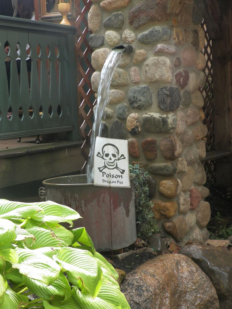 Humourous sign thanks to Ken