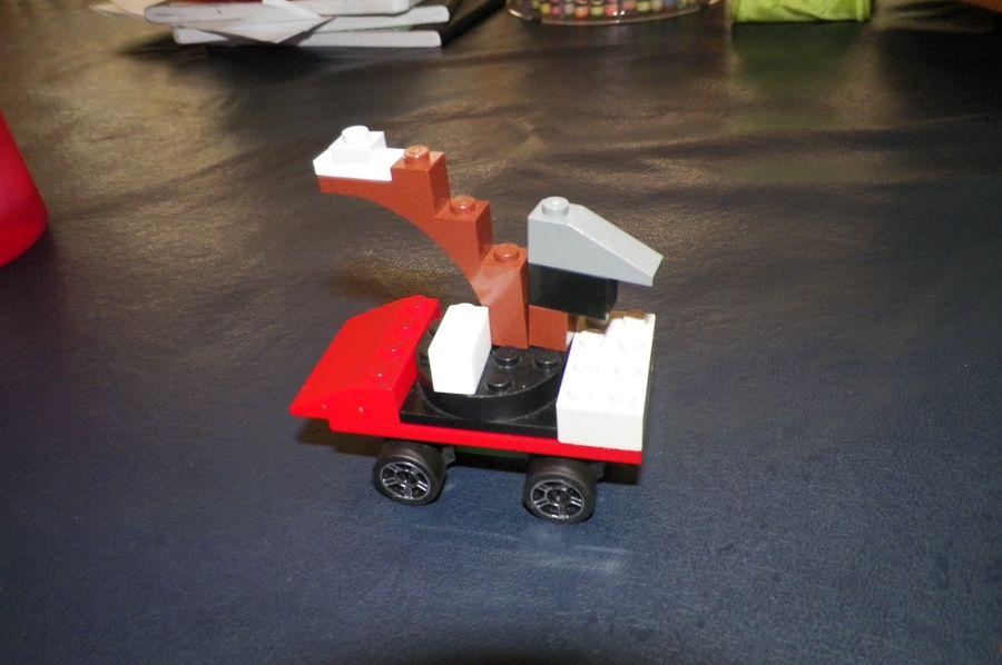 Gavin's Mars Rover!
