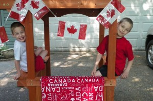 More to come, HAPPY CANADA DAY!
