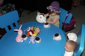 AND tea party