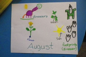 They got imaginative this month!