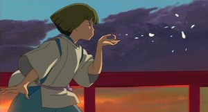 An a screen shot from one of my all time favourites... Spirited Away