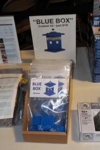 Hmm a bit of TARDIS