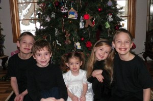 Our 5 blessings