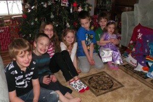 All 7 cousins
