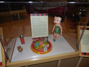 I used to collect Betty Boop items myself!
