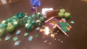 Leprechaun escaped our trap once again!