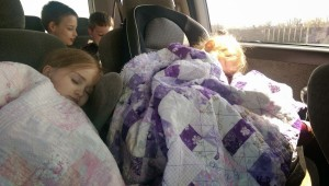 We even wore them out a few times!