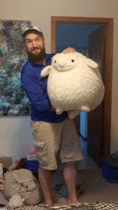 With Cookie the new Fat Sheep