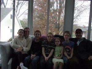 Whole family!