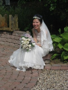 Isn't She Lovely? June 20th Canadian Wedding!