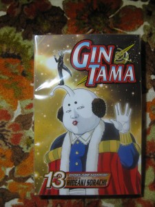 GINTAMA *squee*