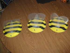 Completed Bees